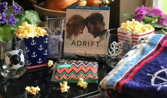 ADRIFT Nautical Movie Set Giveaway (Ends 9/15)