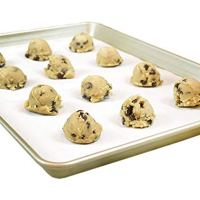 The Smart Baker Large 11 x 17 inches Perfect Parchment Paper - Pre-Cut Parchment Paper Baking Sheets