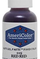Americolor Soft Gel Paste Food Color.75-Ounce, Red