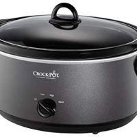 Crock-Pot SCV700-KC 7-qt. Slow Cooker(Charcoal)