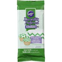 Wilton Green Decorator Preferred Fondant Pack 4.4 oz.
