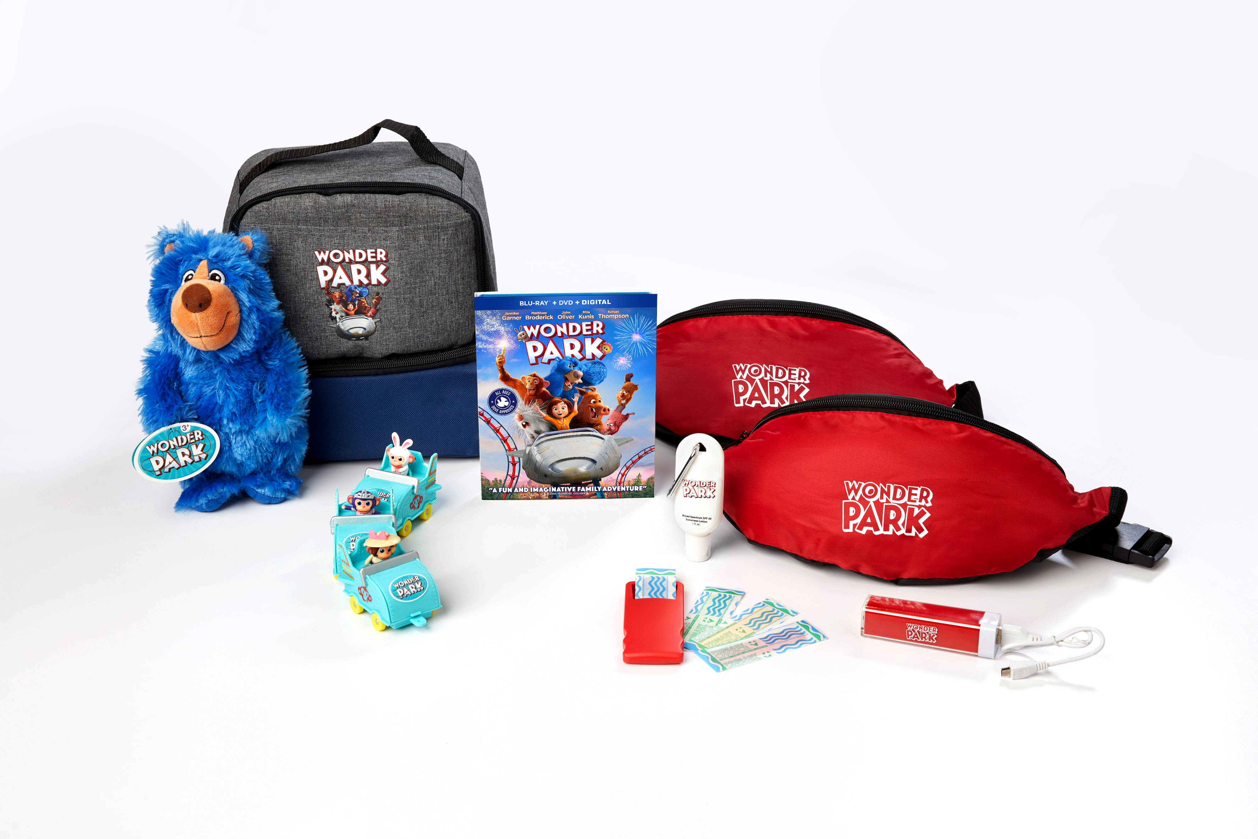 Wonder Park Now Available + Giveaway!