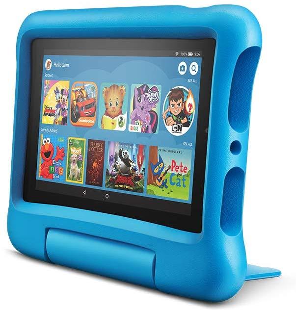 Kids Kindle 7