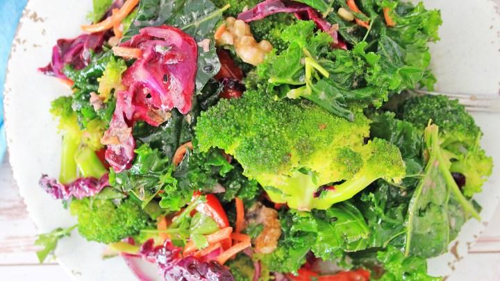 Healthy & Delicious Detox Salad