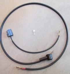 alternator wiring harness 10 75 alt harness moto guzzi parts 2003 jetta wiring harness alternator alternator [ 1024 x 768 Pixel ]