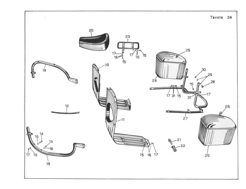 Moto Guzzi Parts Catalog