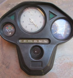 dash wiring for a 1985 moto guzzi le mans 1000 mg 28747261  [ 1024 x 768 Pixel ]