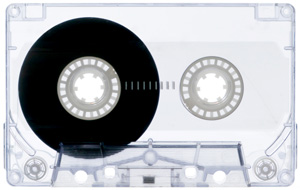 Muxtape Cassette