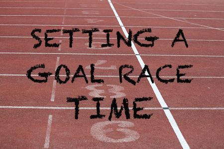 Setting a Goal Race Time