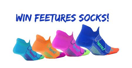 Win Feetures Socks