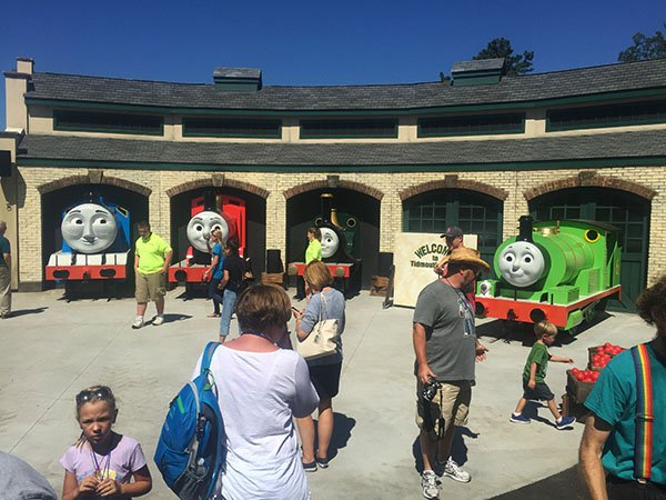 Tidmouth Shed