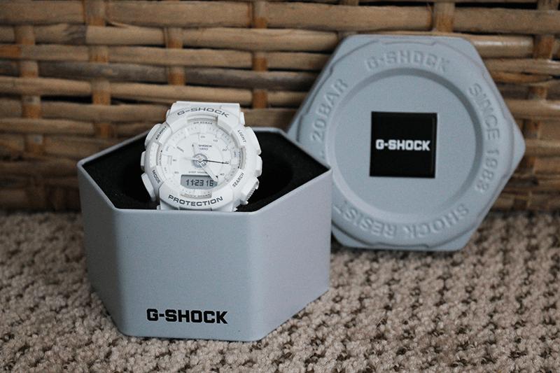Casio-G-Shock-Watch-Step-Tracker