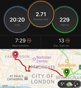 Janathon 2017 Day - Station run