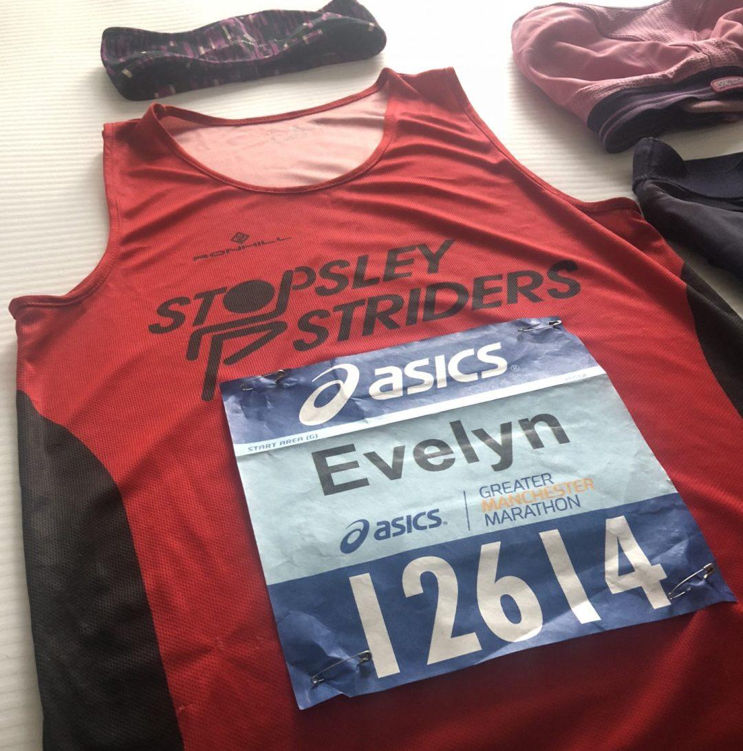 Manchester Marathon - Gear Ready