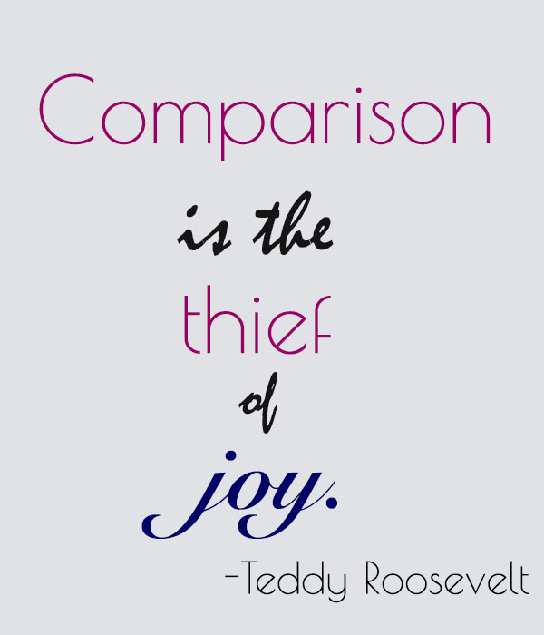 Image result for quotes on comparing yourself to others