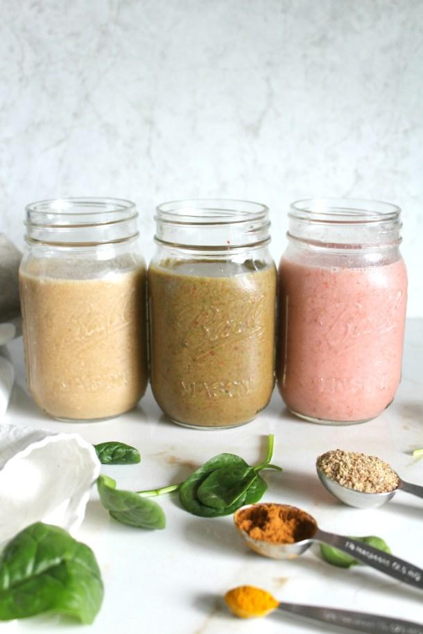 Reboot your body with these 3 Detox Smoothie Recipes   GF + VEGAN   ThisSavoryVegan.com