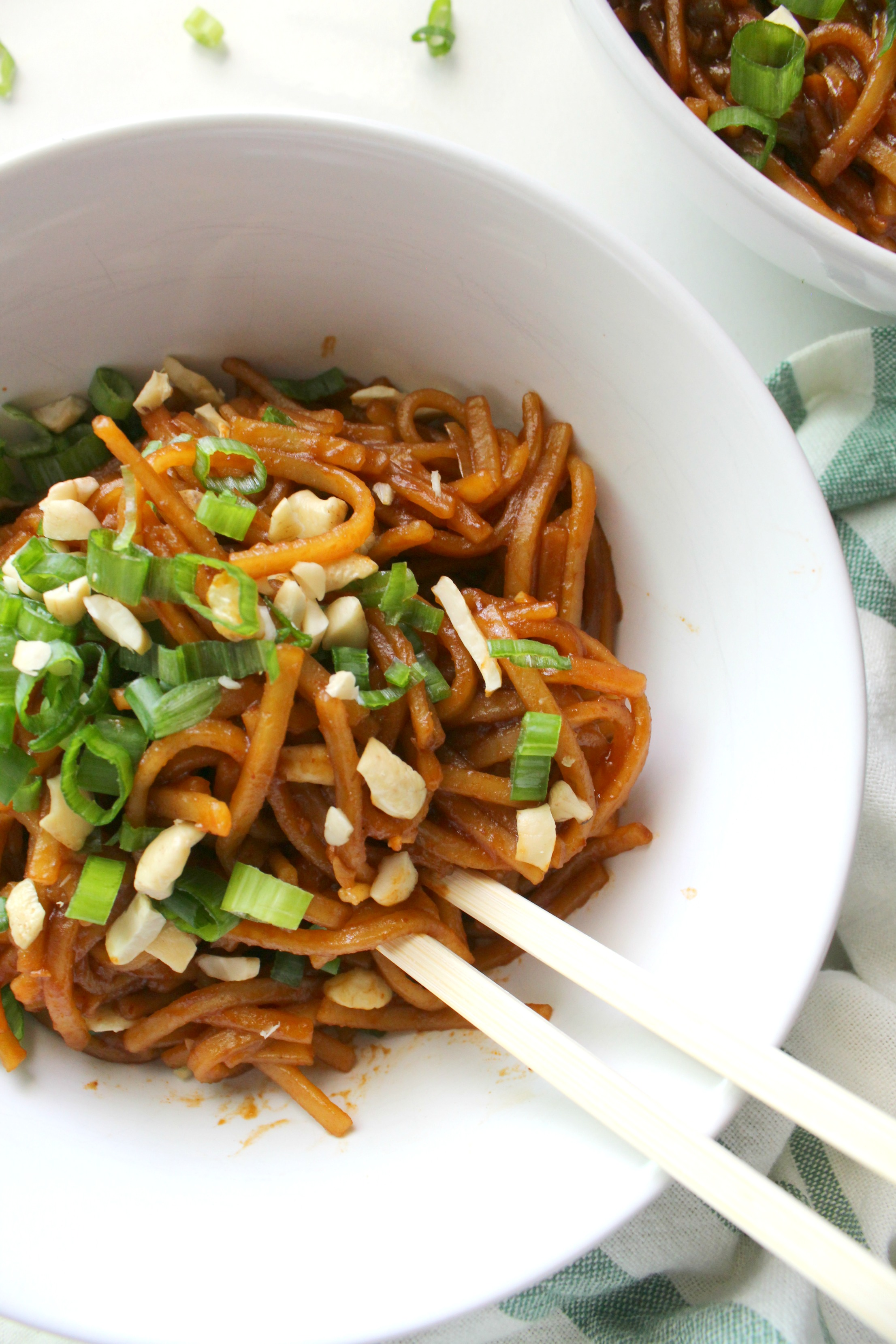 What can you make with rice noodles
