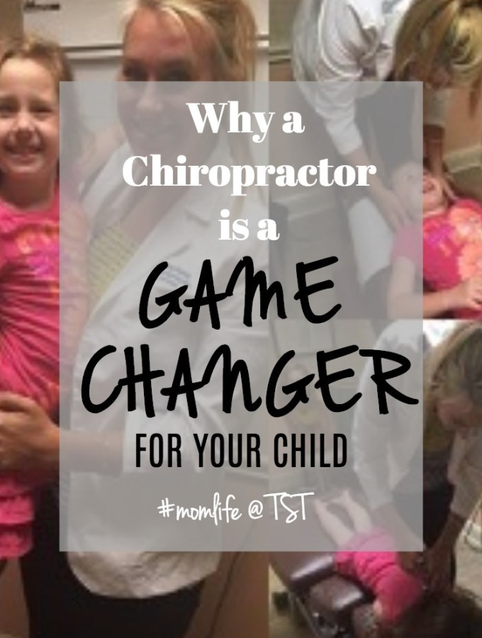 Why a Chiropractor is a Game Changer for your Child