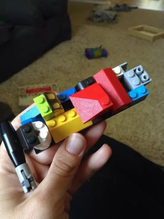 organize LEGOs, LEGO storage