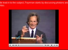 Vega archive: Richard Feynman's lectures at the University of Auckland