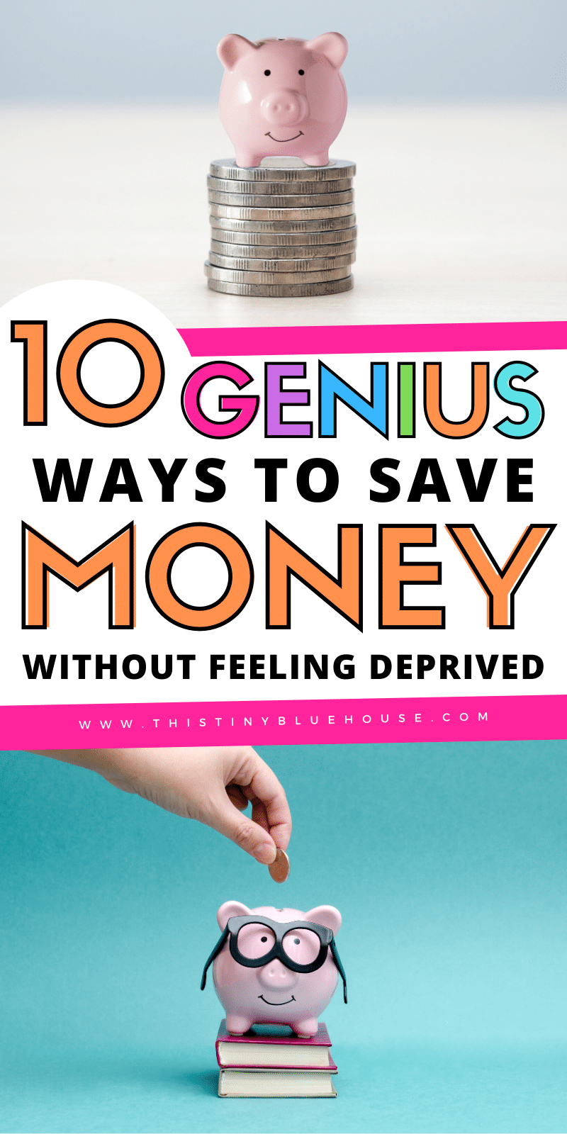 Are you looking to slash your budget in the new year? Here are 10 s10 Things You Can Do Right Now To Save Money without ever feeling deprived.