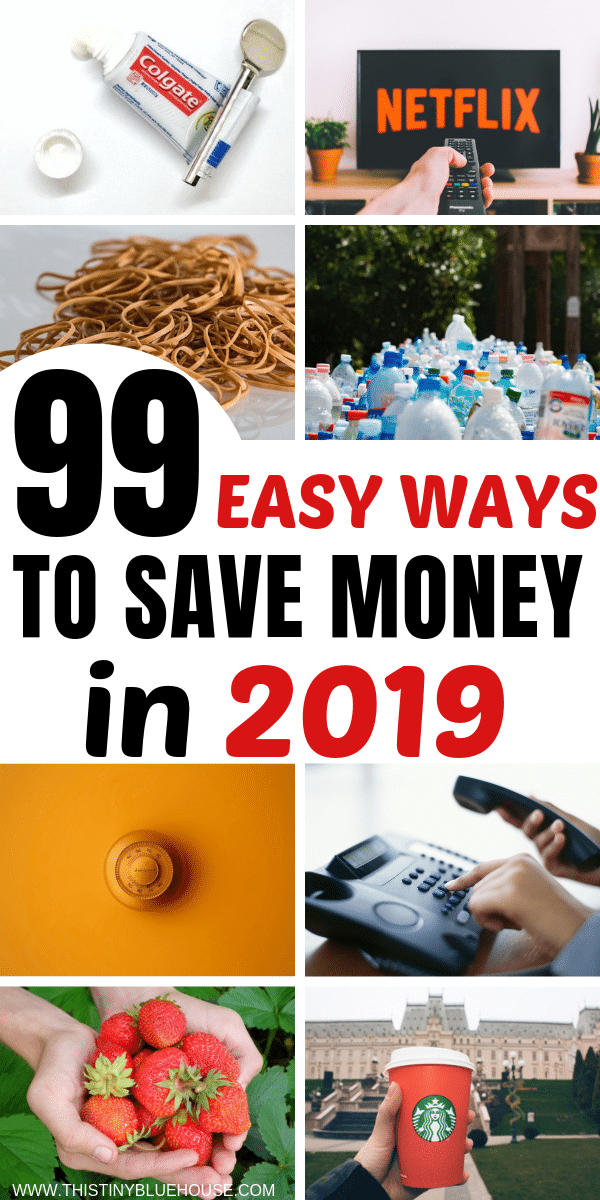 Looking to save money? Here is a 3 part series of 99 genius ways to save money every month.  Clever money saving tips that you probably never thought of. #moneysavingtips #moneysavingtipsforfamilies #moneysavingtipsforcollegestudents