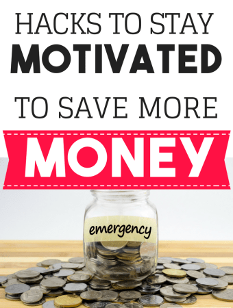 4 Painless Ways To Stay Motivated To Save More Money