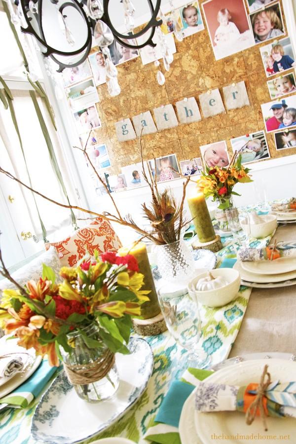 16 Pretty Thanksgiving Tablescape Ideas