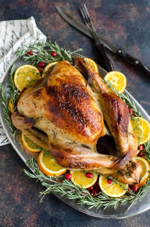 15 Best Thanksgiving Roast Turkey Recipes