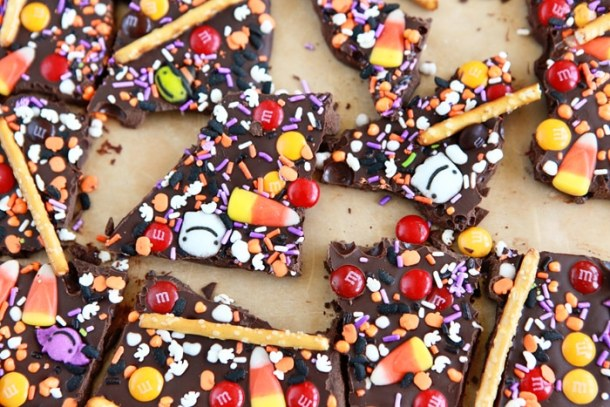 15 Recipes Using Leftover Halloween Candy (Part 2)