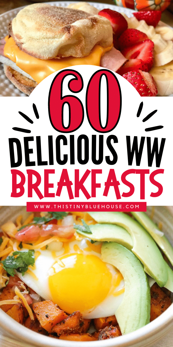 60 Delicious Weight Watcher's Breakfast Ideas