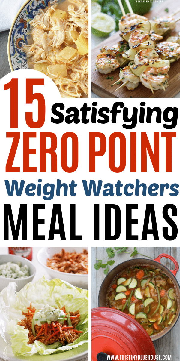 Fill up and enjoy these 40+ best zero point WeightWatchers meals and snacks. Dieting doesn't get much easier than this with these satisfying meal and snack ideas that'll make you feel like you aren't even on a diet! #weightwatchers #weightwatchersforfree #weightwatchersrecipeswithpoints #weightwatchersfreestyle #weightwatcherssnacks #weightwatchersdesserts #weightwatcherszeropoint #weightwatcherzeropointrecipes #weightwatcherszeropointmeals #weightwatcherszeropointsnacks #weightwatcherszeropointdesserts