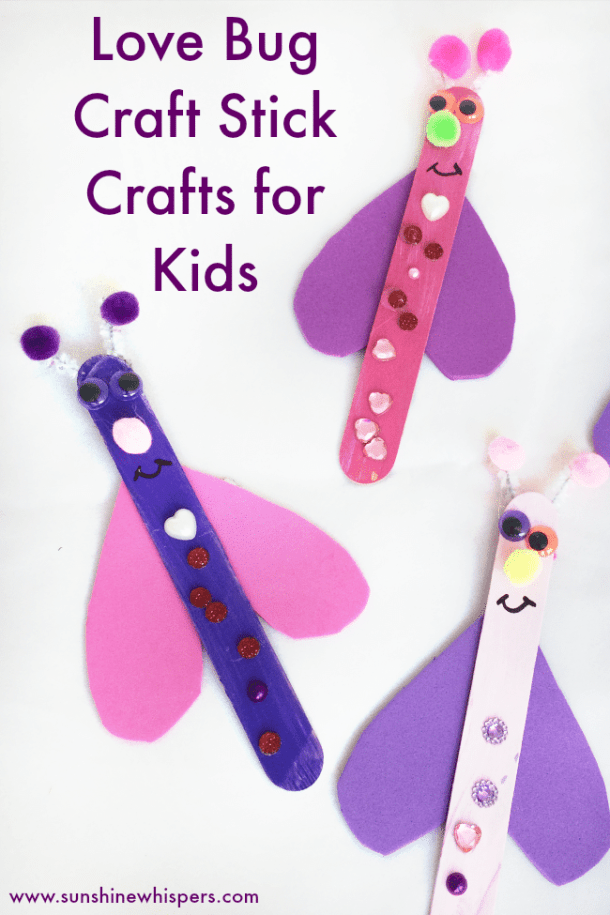 15 Easy Valentine's Day Crafts for Kids (Part 2)