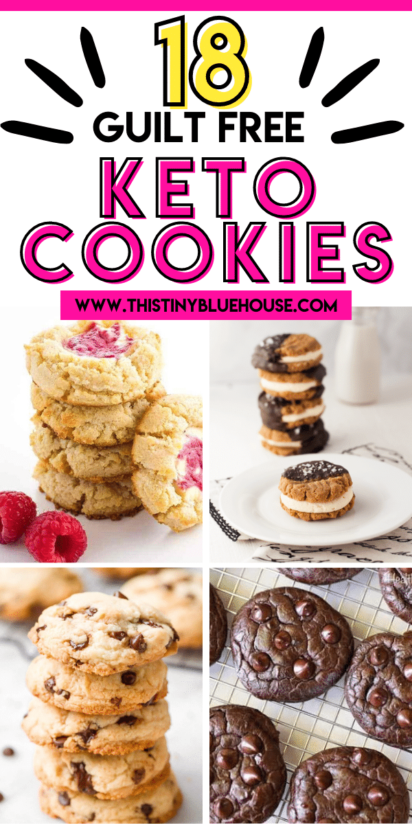 18 Craving Busting Guilt Free Low Carb Keto Cookies