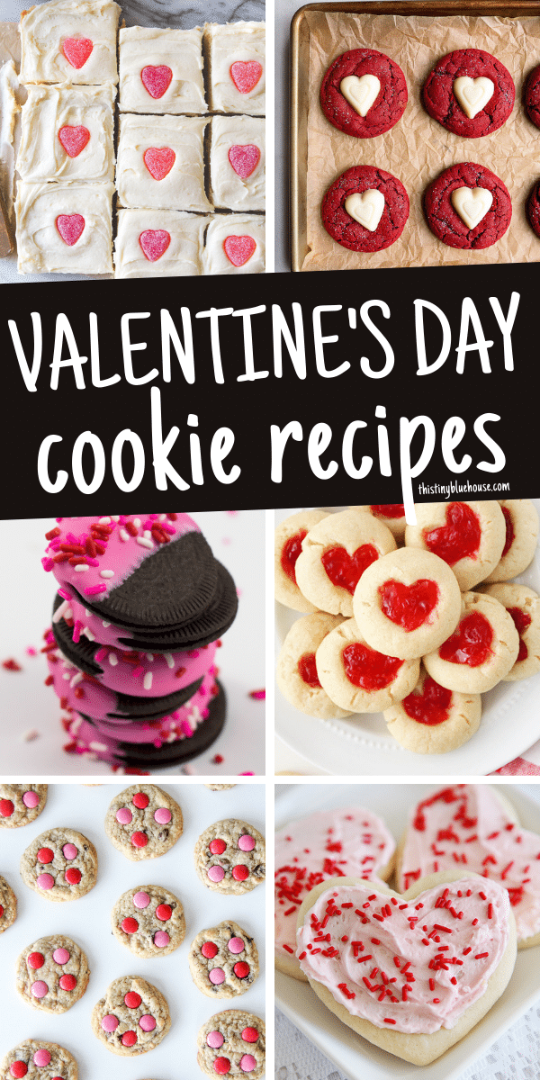 30+ Easy Valentine's Day Cookies