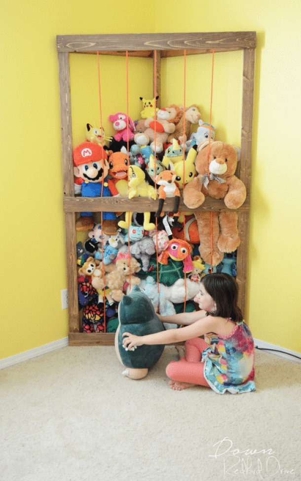30 Easy Clever Toy Organization Ideas This Tiny Blue House