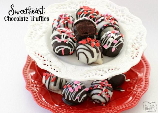 Valentines Day Prep: 15 DIY Truffle Recipes (Part 2)