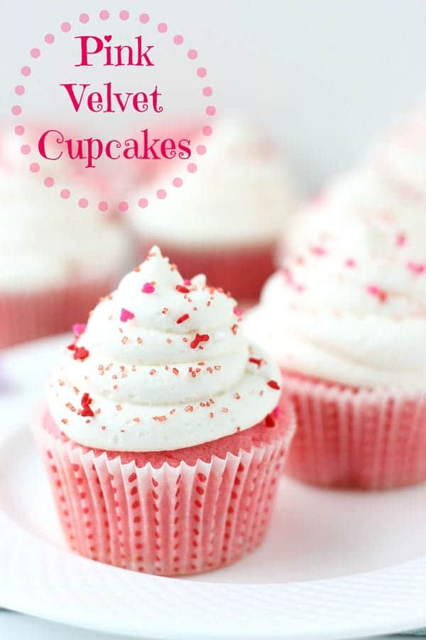 17 Cute Valentines Day Cupcakes