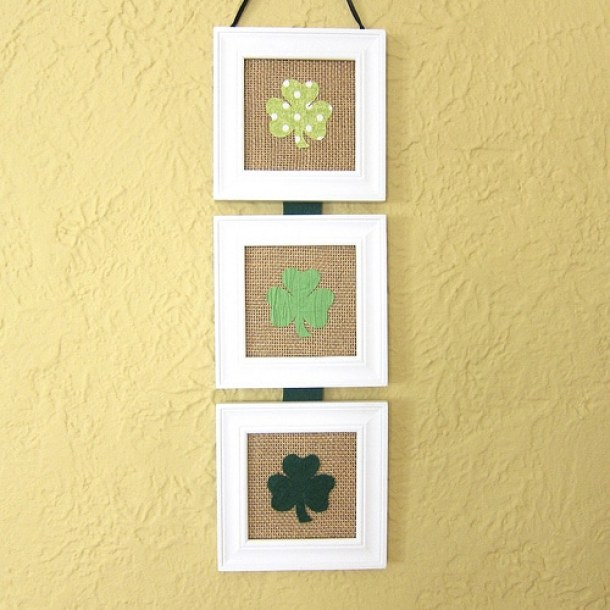 15 Easy DIY St. Patricks Day Decorations
