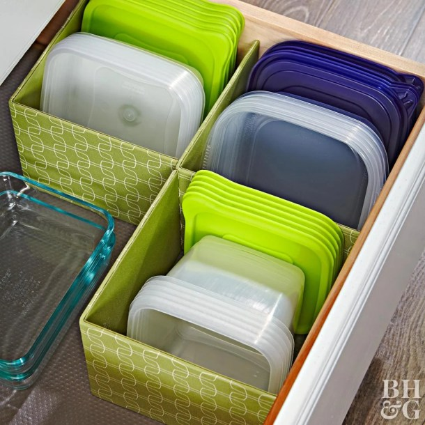 16 Genius Kitchen Organization Hacks