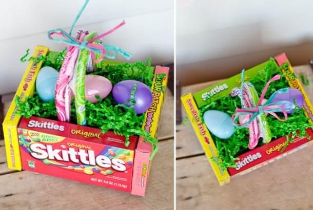 15 Cute Homemade Easter Basket Ideas (Part 2)