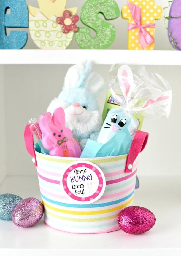 15 Cute Homemade Easter Basket Ideas (Part 1)