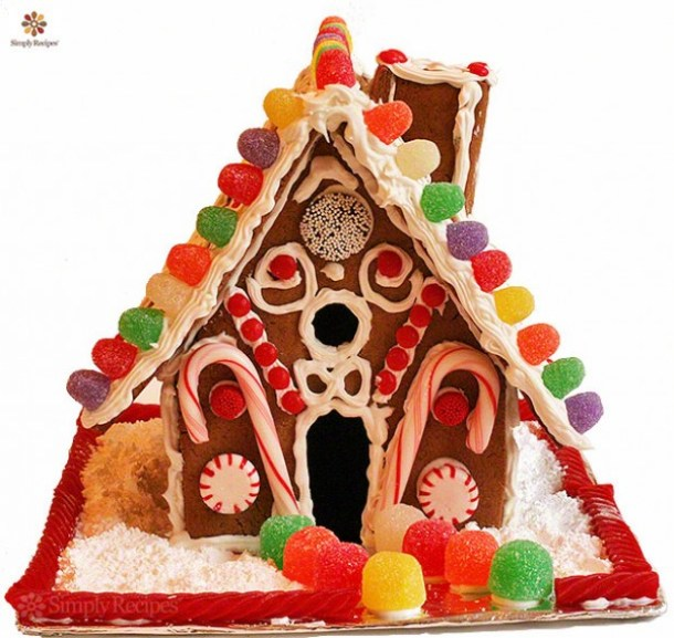 Simple Gingerbread House Recipe: 25+ Best Fun Christmas Gingerbread Houses