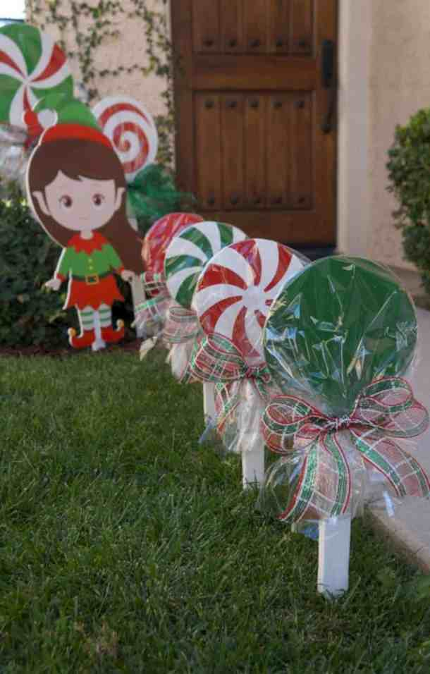 15 Spectacular Outdoor Christmas Decorations (Part 1)