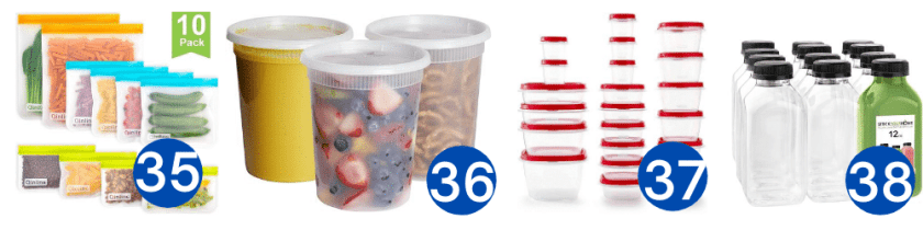 Must Have Guide For Stress Free Meal Times (40+ efficiency boosting & time saving products)