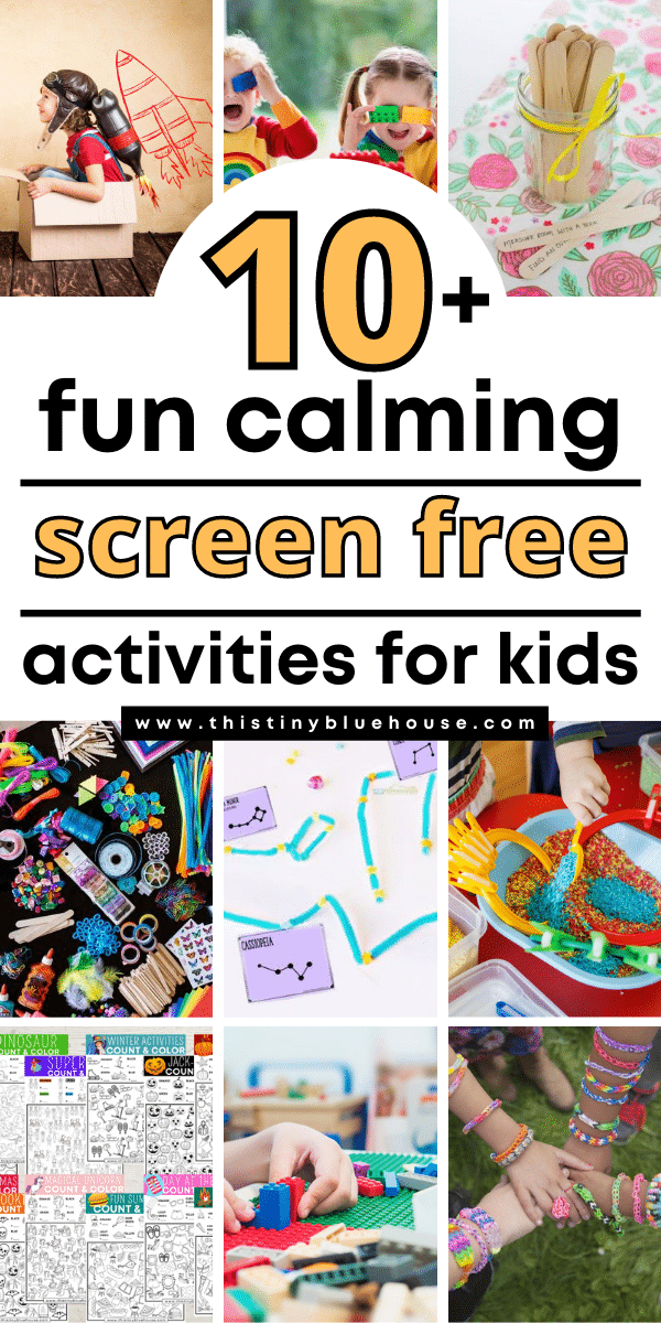 11 Best Must Try Screen Free Play Ideas For Kids