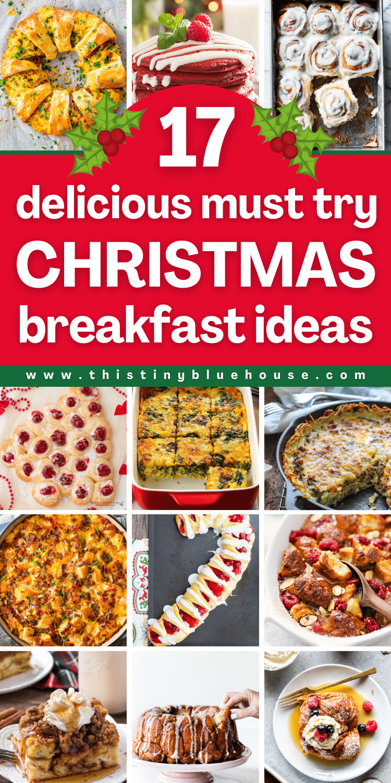 17 Delicious Christmas Breakfast Recipes