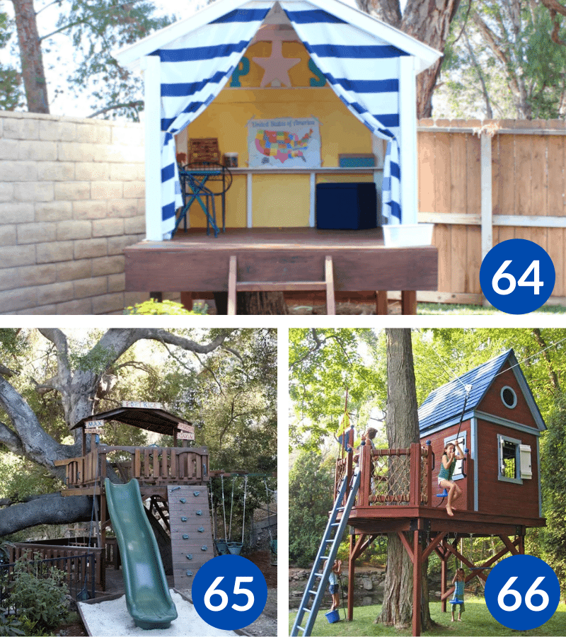 Create a fun and engaging play space for the kids with these DIY backyard  ideas for kids that will  transform your boring backyard into an outrageously fun zone kids actually want to spend hours playing with.