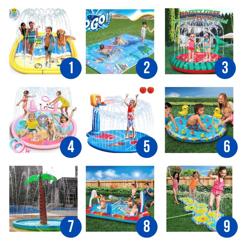 backyard games for families