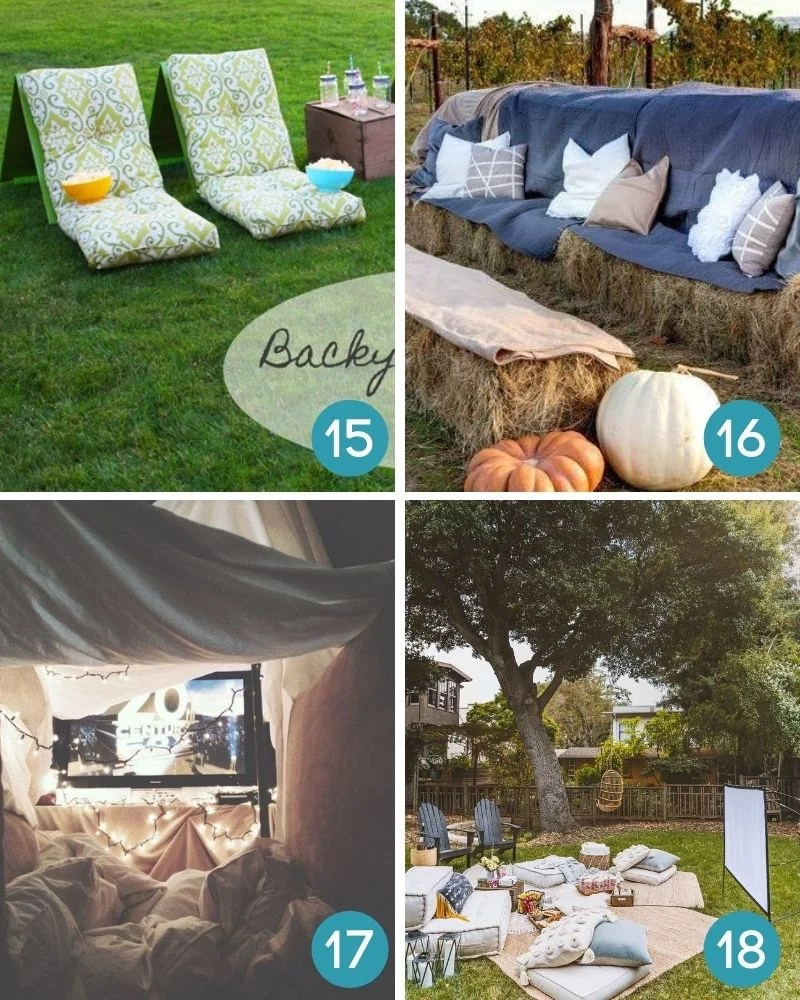 How To Host An Epic Backyard Movie Night